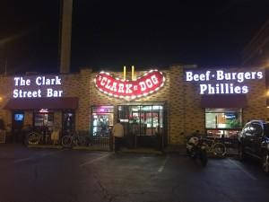 The Clark St. Dog