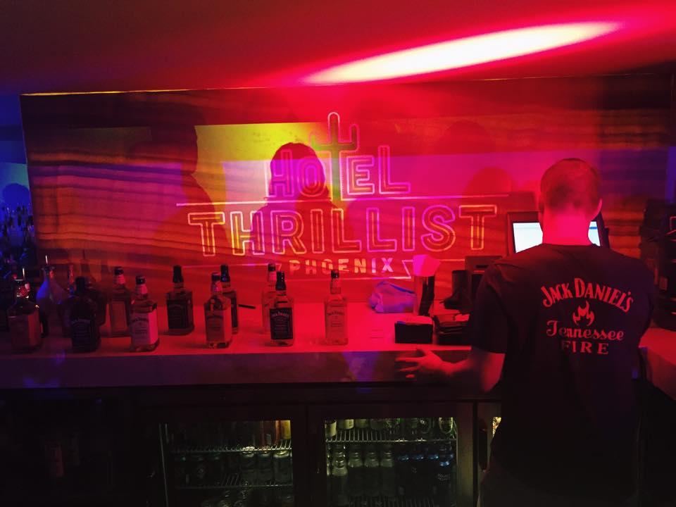 Hotel Thrillist Bar