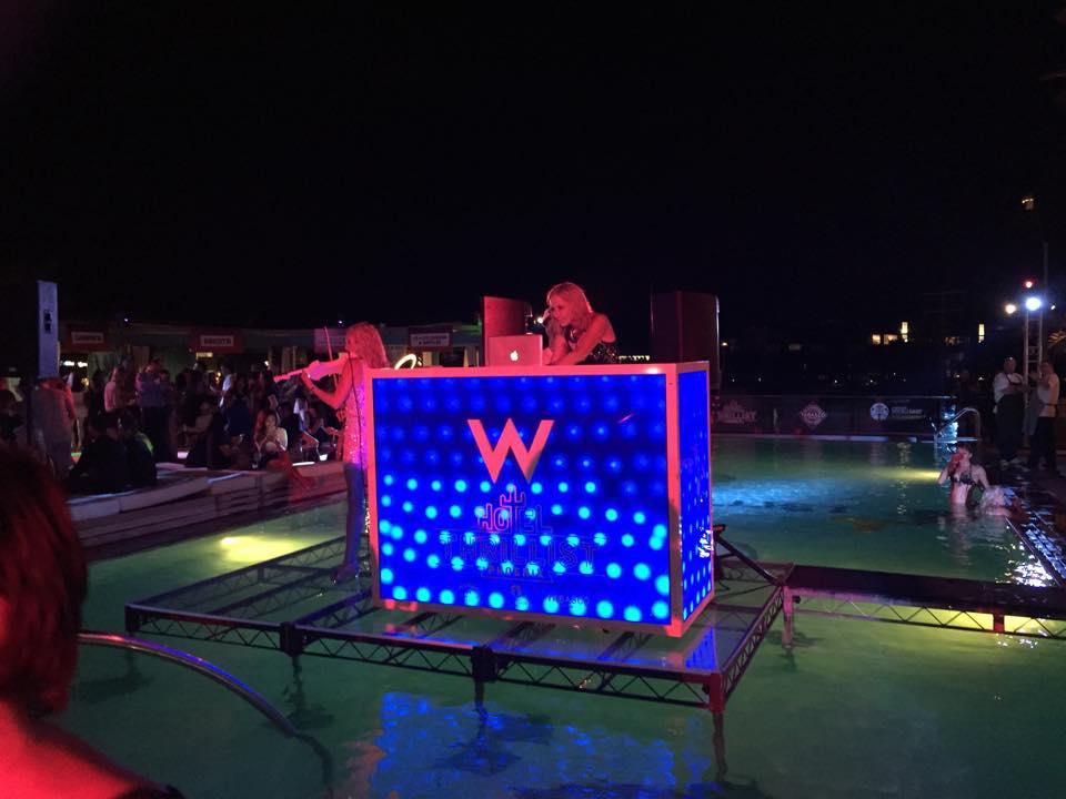 Hotel Thrillist DJ