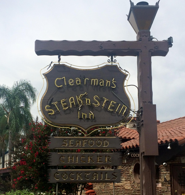 Haunted Places In Pico Rivera California: Clearman's Steak €�n Stein Inn In Pico Rivera, CA