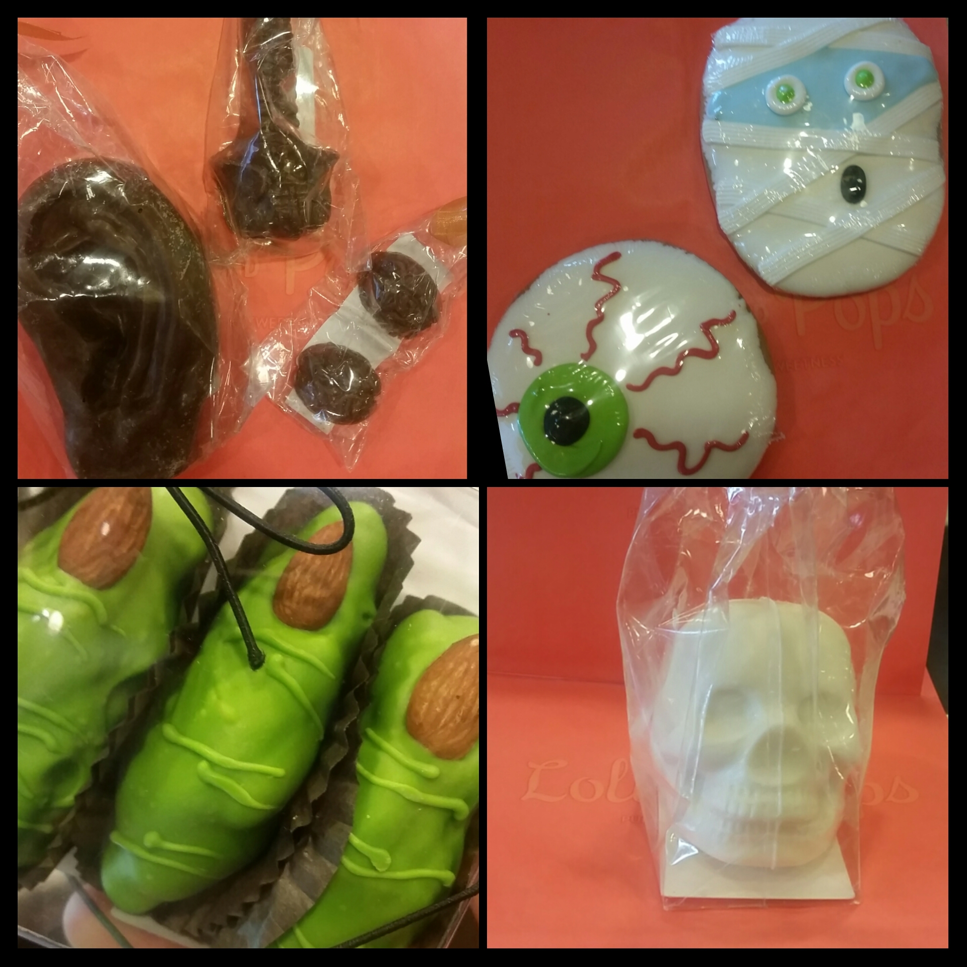 Lolli and Pop's Halloween Treats (no tricks!) in Roseville, CA ...