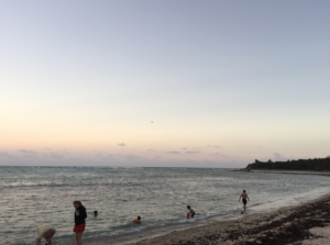 chamicos beach