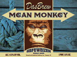 Das Brew Mean Monkey