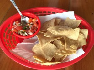 Lo-Ha Chips and Salsa