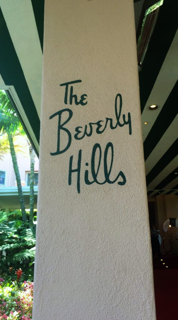 beverly hills hotel, beverly hills, polo lounge, nomad, foodie, los angeles, california