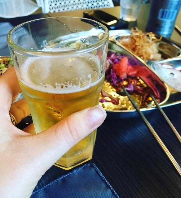 PinKU Beer