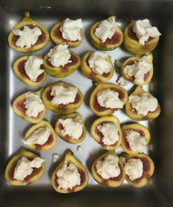 figs with cheese