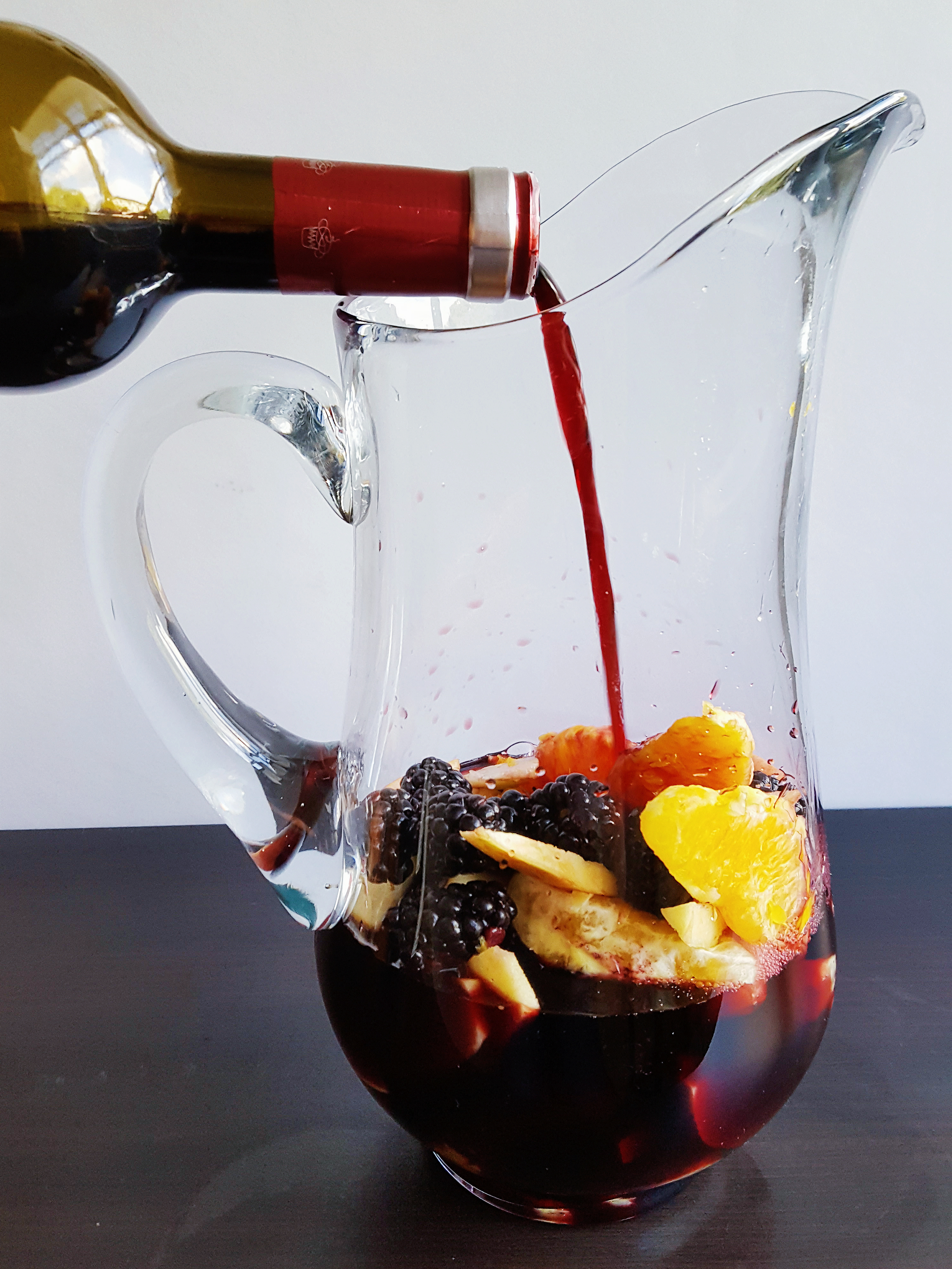 Fall girls on food for Sangria recipe red wine triple sec