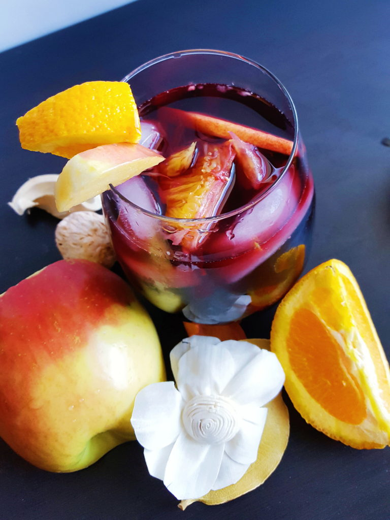Spiced Red Sangria