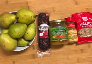 pears-ingredients