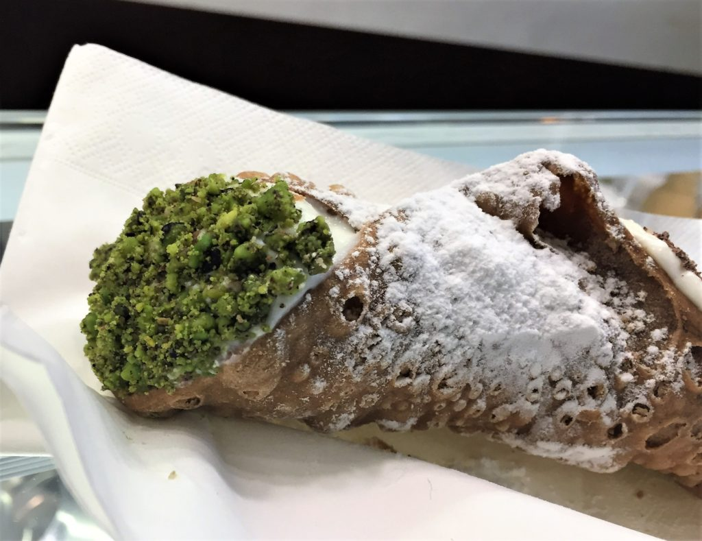 cannoli; florence; dolci; foodie; travel; europe; italy