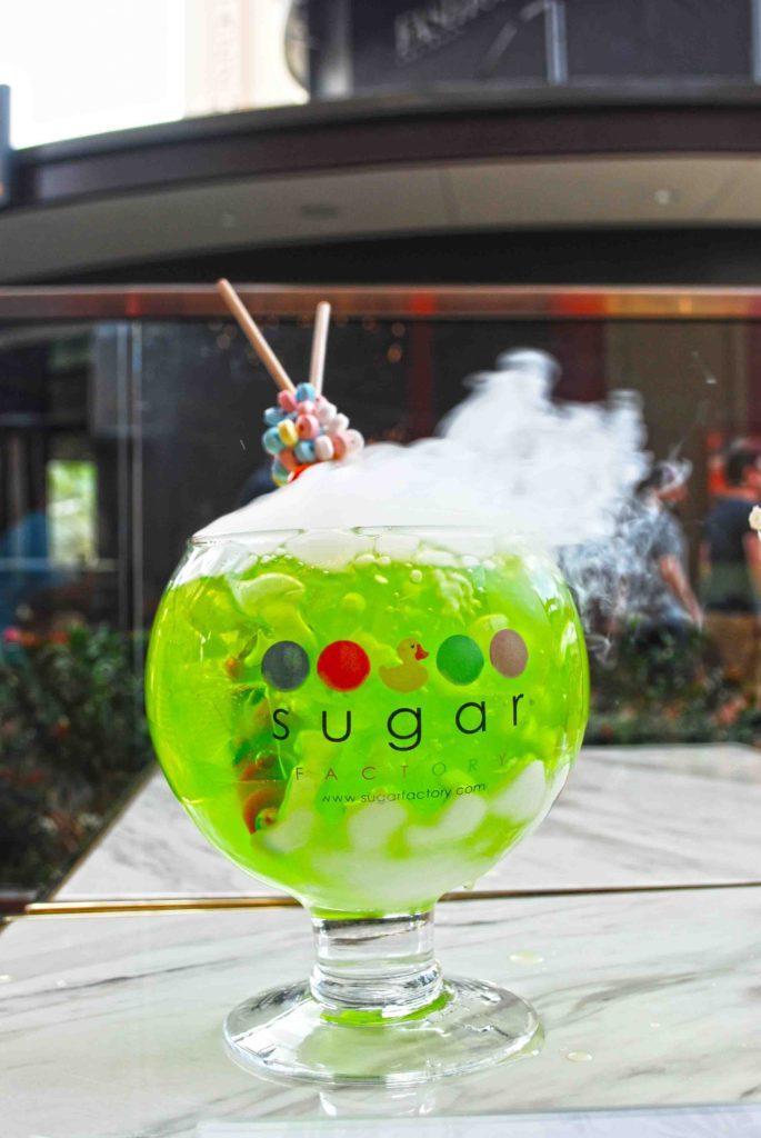 Sweet And Savory Sugar Factory In Las Vegas Girls On Food