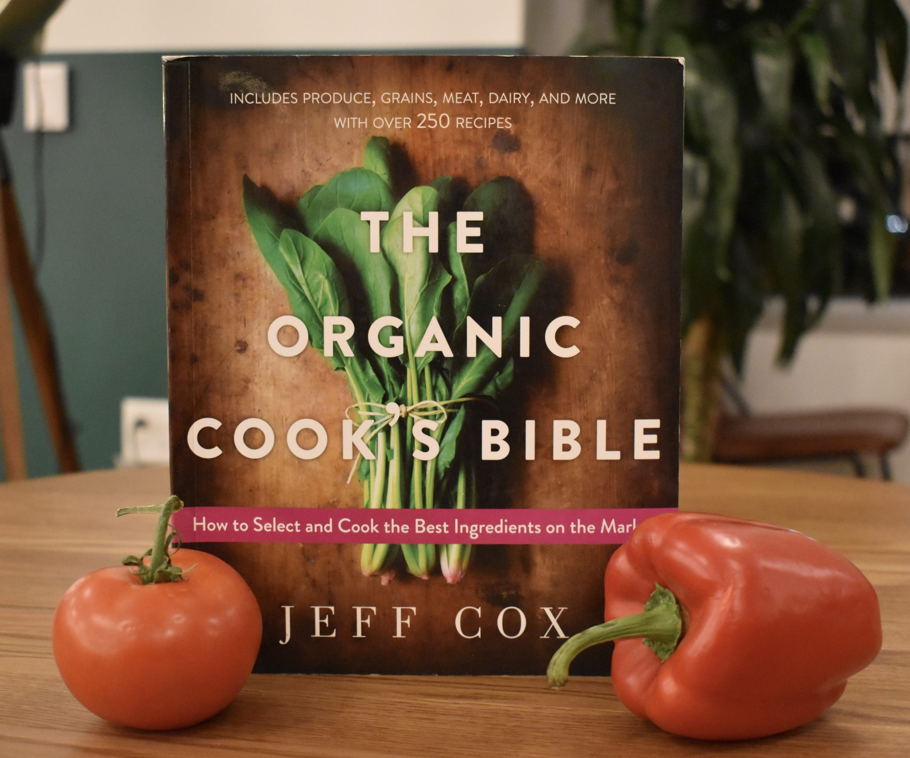 Cookbook, Organic