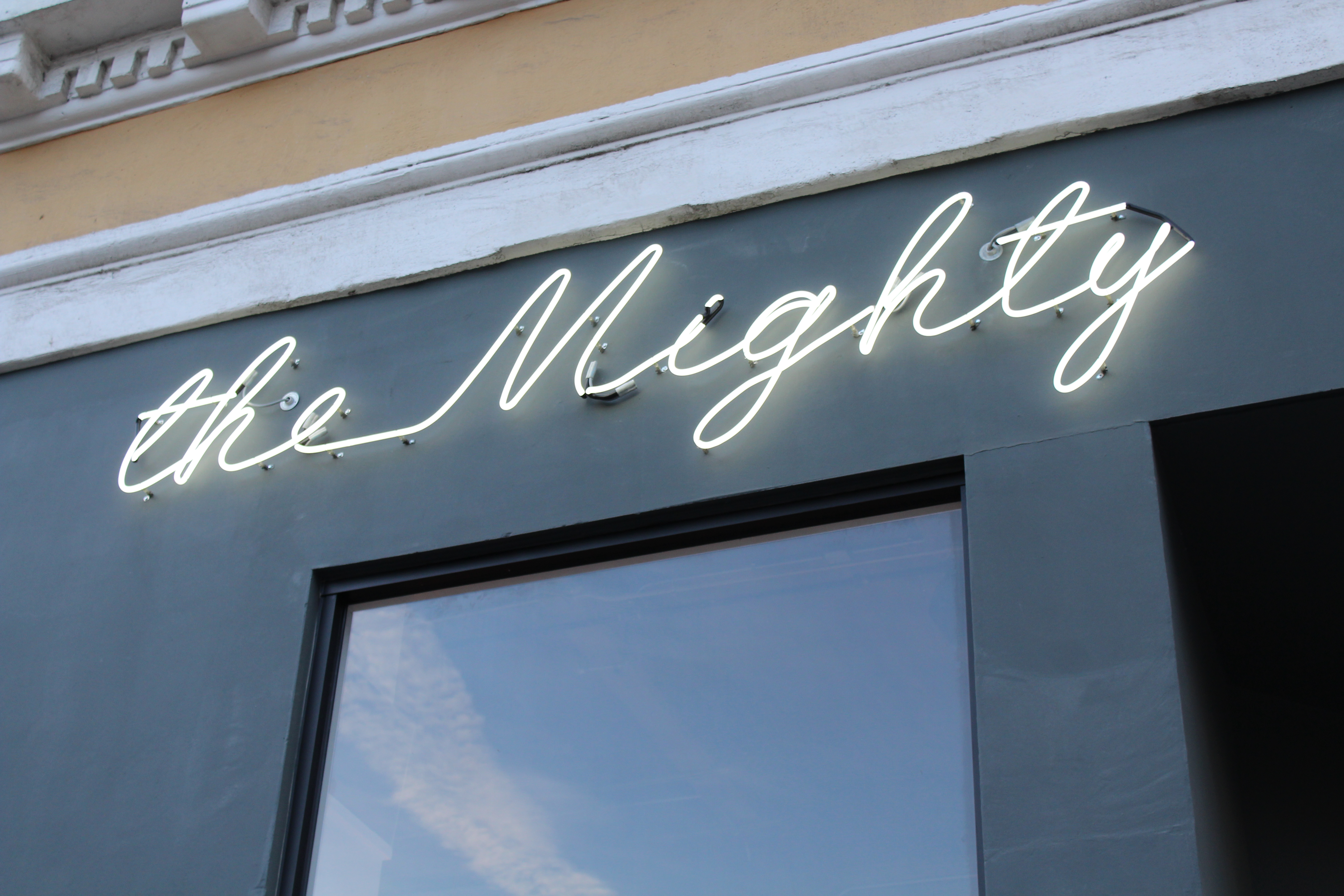 Dinner in DTLA: The Mighty – Girls on Food